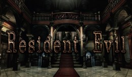 Resident Evil HD Remaster Test Review Logo