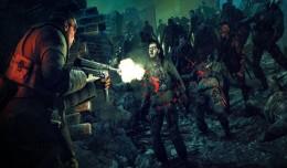Zombie Army Trilogy PS4 Logo