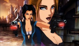 fear effect square enix collective logo