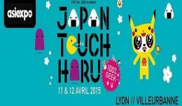 L'affiche de la Japan Touch Haru? C'est SushiSeb!