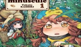 minuscule komikku online cover