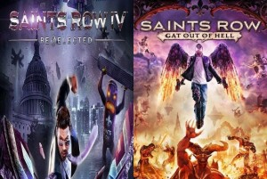 saints row iv re-elected gat out of hell review logo