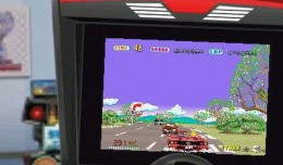 3D outrun screen 2