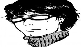 Autoportrait Takuto Kashiki minuscule