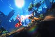 BlaBlue Chrono Phantasma Extend Screen 1