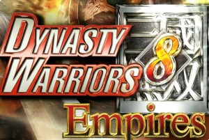 Dynasty Warriors 8 Empires Test Review Logo