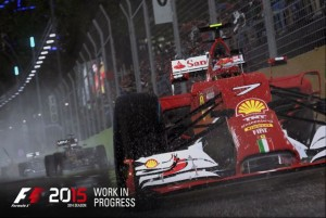 F1 2015 PS4 Screen 05