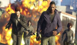 GTA online braquages mise à jour logo