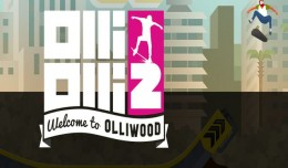 OlliOlli 2 Review Test Logo