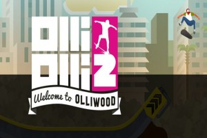 OlliOlli 2 Review Test Logo