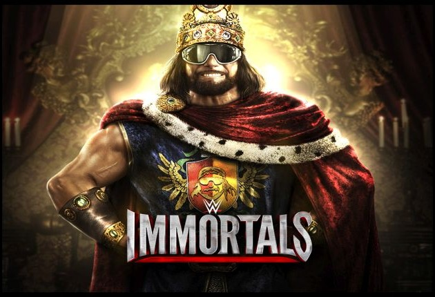 WWE Immortals Macho Man