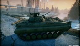 armored warfare bmp 2 logo