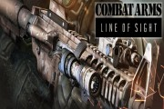 combat arms line of sight beta logo