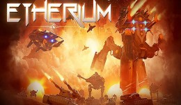 etherium gameplay logo