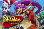 shantae and the pirate's curse logo