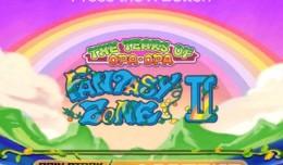3d fantasy zone 2 w 3ds logo