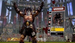 Blood Bowl 2 Chaos Gameplay Logo