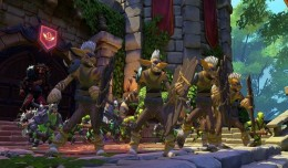 Orcs Must Die Unchained Closed Beta Screen Logo