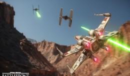 Star wars battlefront ea dice screen logo