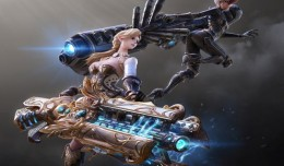 Tera fate of arun gunner screen logo