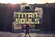 Titan Souls Logo Artwork