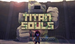 Titan Souls Logo Artwork