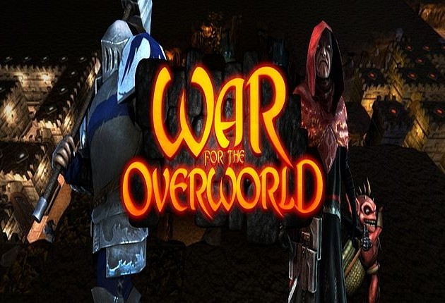 War for the overworld review logo
