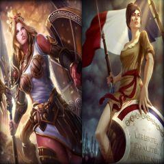 Gagnez Athena et sa skin collector Liberté!