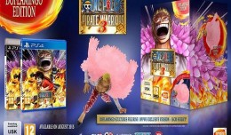 doflamingo one piece pirate warriors 3 collector