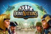 dominations mobile screen logo