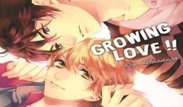 growing love yaoi logo