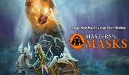 masters of the masks logo