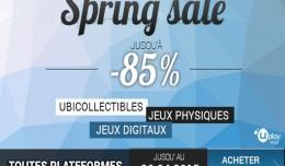 ubisoft uplay spring sales logo
