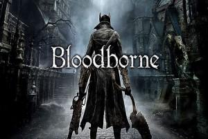 Bloodborne review logo