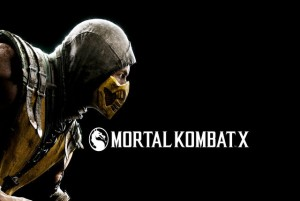 Mortal Kombat X review screen logo