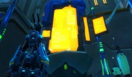 WildStar Nexus Screen logo
