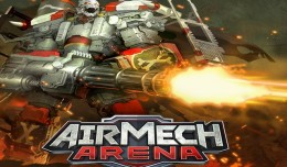 airrmech arena playstation 4 xbox one