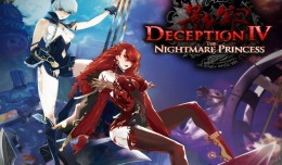 deception 4 nightmare princess logo