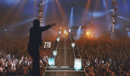 guitar hero live music logo