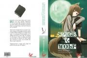 spice & wolf roman tome 2 cover