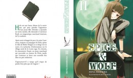 spice & wolf roman tome 2 cover