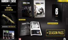 tom clancy's rainbow six siege collector