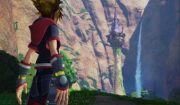 Kingdom Hearts 3 Raiponce Screen 1