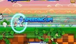 Sonic speedrunner 1