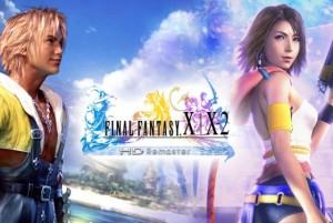 final fantasy x x-2 hd remaster ps4 review test logo