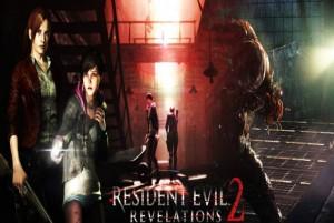resident evil revelations 2 review test logo