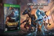 smite xbox one beta ouverte