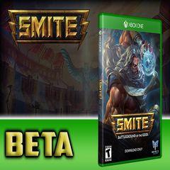 Gagnez 100 clés pour la closed bêta de SMITE sur Xbox One