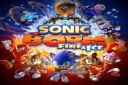 sonic boom fire & ice logo