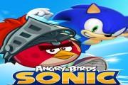sonic dash angry birds logo